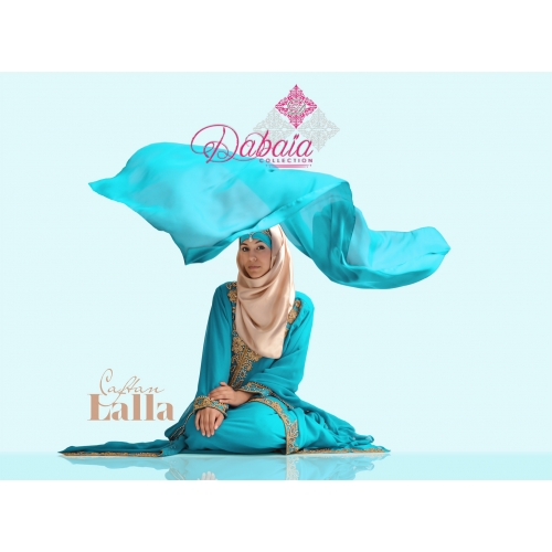 Lalla (turquoise)